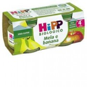 Hipp Bio Omog Mela Banana 2X80G