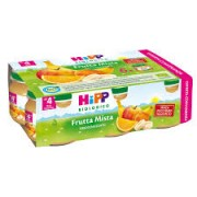 Hipp Bio Omog Frutta Mista 6x80