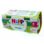 Hipp Bio Omogeneizzato Vitello 80G 2PZ