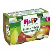 Hipp Bio Omog Frutta/Crl 2x125G