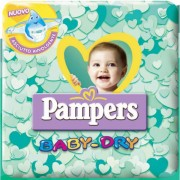 Pampers Baby Dry 4 Maxi 7-18 kg 19PZ