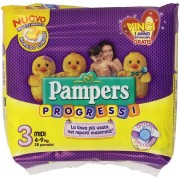 Pampers Progressi Sens Midi28P