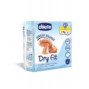 Chicco Pannolini Dryfit 4/9 KG 21 PZ