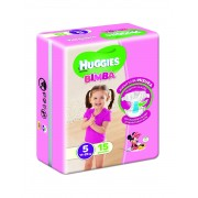 Huggies Base Girl 5 15pz