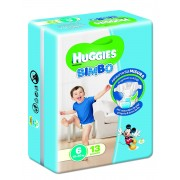 Huggies Base Boy 6 13pz