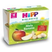 Hipp Bio Merenda Frutta Mela e Banana