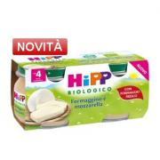 Hipp Formaggino E Mazzarella 2x80gr
