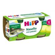 Hipp Nasello con Patate 2x80GR