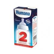Humana 2 Latte Liquido con Prebiotici 470ml