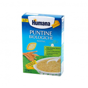Humana Puntine Pastina Biologica 320gr