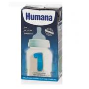 Humana 1 Latte Liquido 470ml
