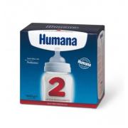 Humana 2 Latte in Polvere con Prebiotici 1400gr