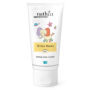 NATHIA Total Wash Corpo e capelli 200ml