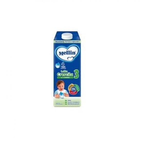 Mellin Latte Di Crescita 3 1 Litro