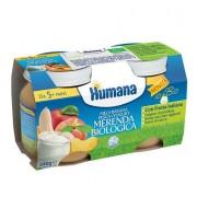 Humana Frutta 2x120 Gr