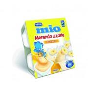 Nestle Merenda Lattea Banana 4x100gr