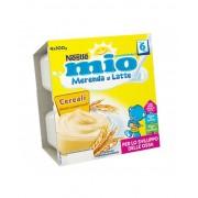 Nestlé Merenda Latte e Cereali 4x100GR
