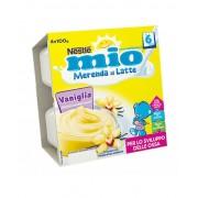 Nestlé Merenda al Latte Vaniglia 4x100GR