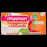 Plasmon Formaggino Fuso e Mozzarella 2x80gr