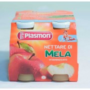 Plasmon Nettare Di Mela 4x125ml