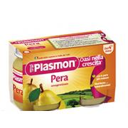 Plasmon Omogeneizzati Pera 2x104gr