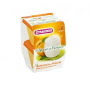 Plasmon Sapore di Natura Merende Albicocca e Yogurt 2x120 gr
