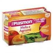 Plasmon Mela Agrumi 2x104gr