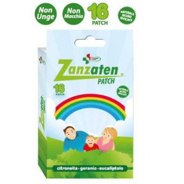 Zanzaten Cerotto patch 16 pz