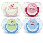Avent Succhietto Love 6-18M 2P