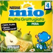 Nestle Mio Frutta Grattugiata Pera 400gr