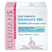 Clinians Crema Idratante Leggera 50ml